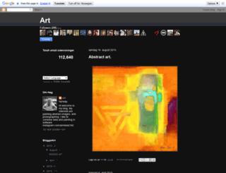 kunst64.blogspot.com screenshot