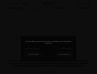 kunsthalle-muc.de screenshot
