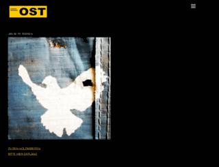 kunstkaufhaus-ost.de screenshot