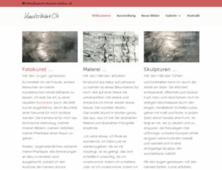 kunstscheune-online.ch screenshot