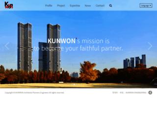 kunwon.com screenshot