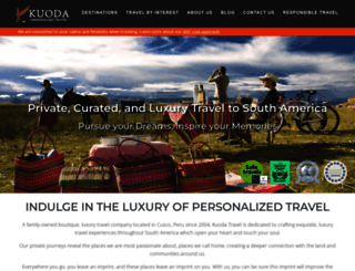 kuodatravel.com screenshot