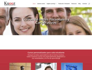 kuooz.com screenshot