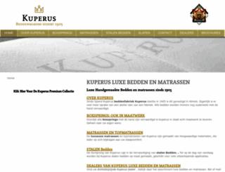 kuperus-almelo.com screenshot