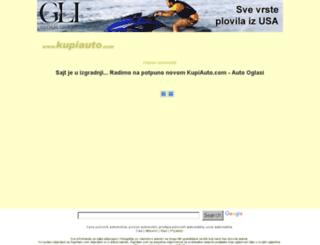 kupiauto.com screenshot