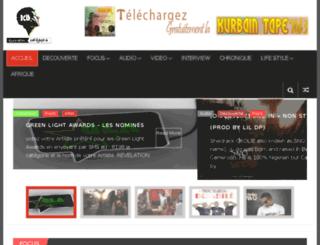 kurbain.com screenshot