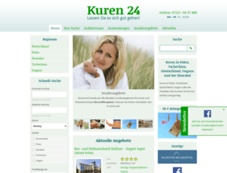 kuren24.com screenshot