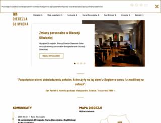 kuria.gliwice.pl screenshot