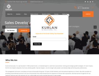 kurlanassociates.com screenshot
