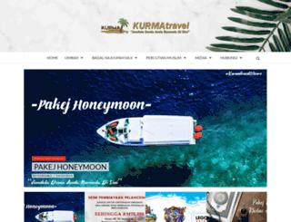 kurmatravel.com screenshot
