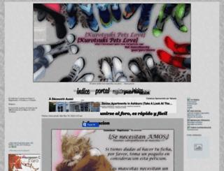 kurotsuki-pets-love.foroactivo.com screenshot