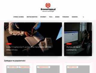 kurs.browsehappy.pl screenshot