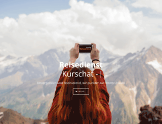 kurschat-reisen.de screenshot