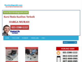 kursirodagratis.com screenshot