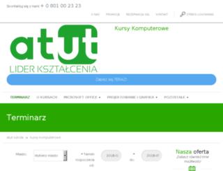 kursykomputer.pl screenshot