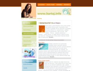 kurtaj.info screenshot