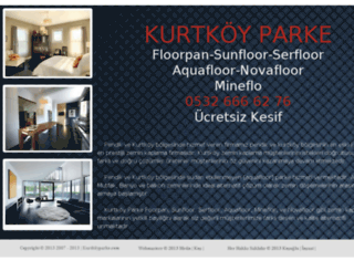 kurtkoyparke.org screenshot