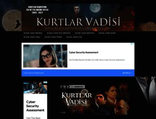 kurtlarvadisi2o23.blogspot.de screenshot