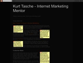 kurttascheliveonline.blogspot.com screenshot