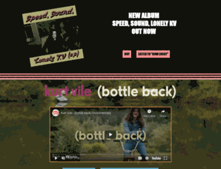 kurtvile.com screenshot