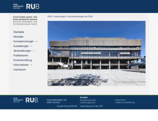 kusa-rub-moderne.de screenshot