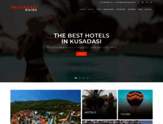 kusadasiguide.com screenshot