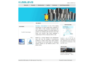 kusalava.com screenshot