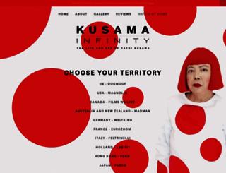 kusamadocumentary.com screenshot
