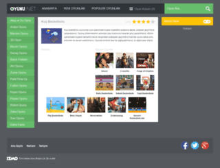 kusbasketbolu.oyunu.net screenshot