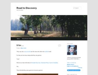 kushsrivastava.wordpress.com screenshot
