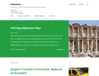 kussadasi.com screenshot