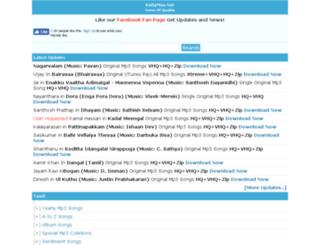 kuttymax.net screenshot