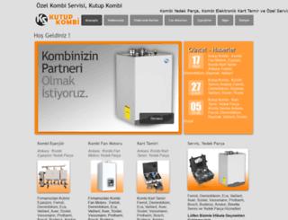 kutupkombi.com screenshot
