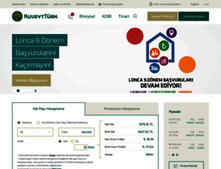 kuveytturk.com.tr screenshot