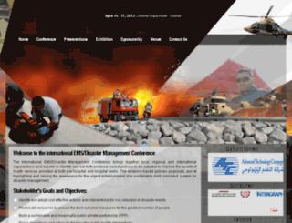 kuwaitems.org screenshot