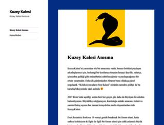kuzeykalesi.com screenshot