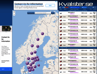 kvalster.se screenshot
