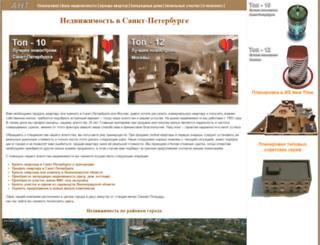 kvartira-pushkin.ru screenshot