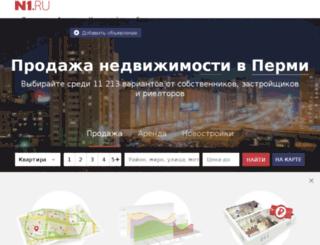 kvartira59.ru screenshot