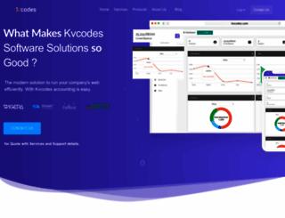 kvcodes.com screenshot