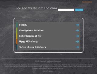 kvilleentertainment.com screenshot