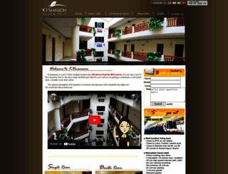 kvmansion.com screenshot