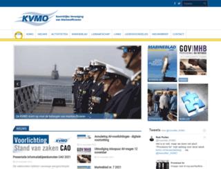 kvmo.nl screenshot