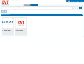 kvt.partcommunity.com screenshot