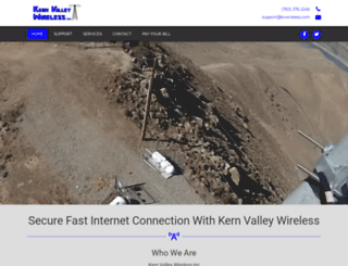 kvwireless.com screenshot