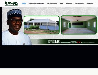kw-irs.com screenshot