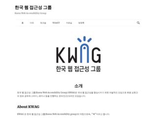 kwag.net screenshot