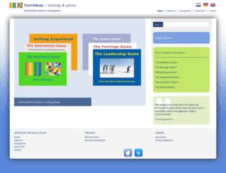 kwaliteitenspel.nl screenshot