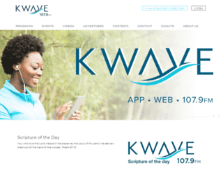 kwave.com screenshot