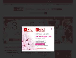 kwc-japan.ru screenshot